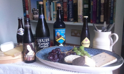 Beer and Cheese for Bivvies and Bevvies