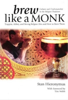 Brew Like a Monk Cover
