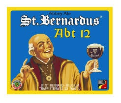 St Bernardus Jovial Monk