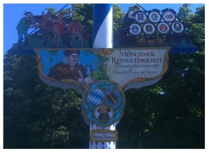 Munich Reinheitsgebot