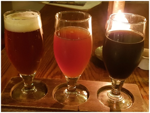 A Flight at The Volley, Bristol