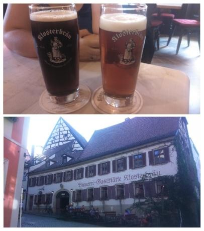 Brauerei Gaststatte Klosterbrau, Bamberg