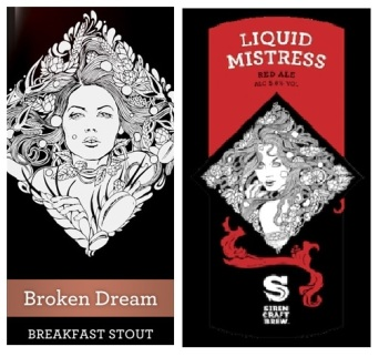 Siren Broken Dream & Liquid Mistress