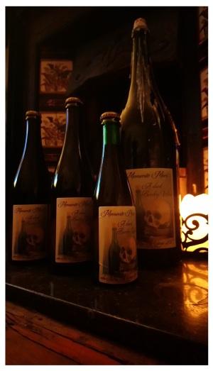 Memento Mori bottles