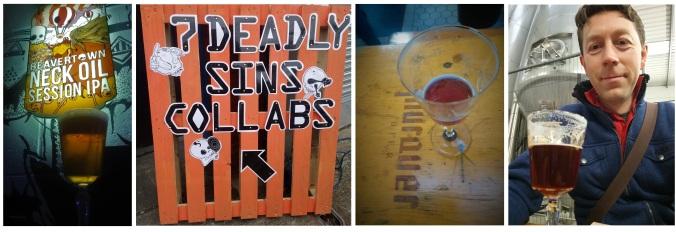 Beavertown Seven Deadly Sins Gallery