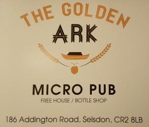 Golden Ark logo